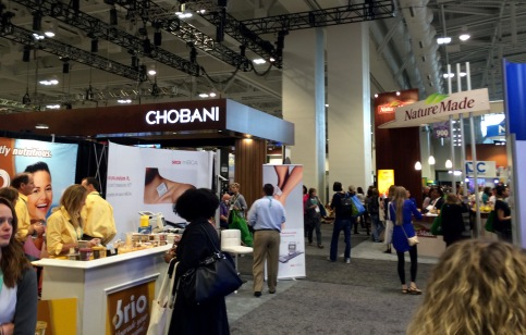 FNCE Exhibition Hall 2